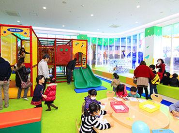 【キッズランドスタッフ】オシャレ雑貨多数の東京インテリア家具でレアバイト♪【子ども好きサン】必見です◎楽しく遊んでいるか見守るだけでOK!