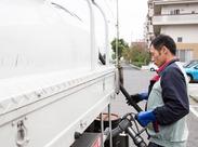 灯油・軽油の配達のお仕事! 先輩スタッフがしっかりサポートしますので、未経験の方も安心です◎