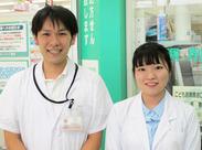 埼玉県を中心に店舗を展開する、地域密着型の薬局です!初めての方もしっかりフォローしますので、ぜひご応募ください♪