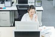 初めてのオフィスワークはもちろん、「事務経験を活かしたい」「事務スキルを身につけたい」という経験者の方も◎※写真はIMAGE