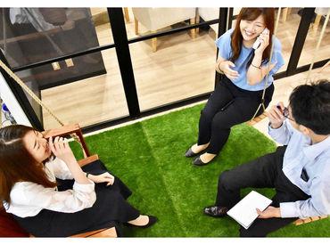実務未経験・ブランクがある方も大歓迎♪ 当社の派遣コーディネーターがしっかりサポートします!