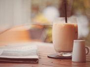 カフェでのお仕事をお任せします*まずはお気軽にお問い合わせください!