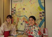 英会話スキルを仕事に活かしたい方!! 「日本橋」の街や歴史に興味のある方大歓迎★