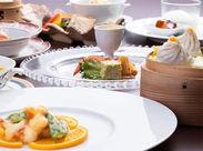 """コチラは""""チャイニーズレストラン シャンリー""""のお料理♪ ココでしか食べられない、独創的な中華料理が堪能できます◎"""