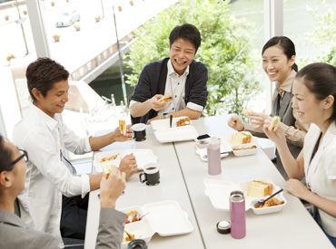≪東京駅スグ≫10年以上勤務するスタッフが多く、和気あいあいとした雰囲気♪