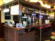 福岡初上陸の『Irish&SportBar』♪ 色んな国のビールやお酒がたくさん★ スポーツイベントも多数開催! お酒詳しくない方もOK♪