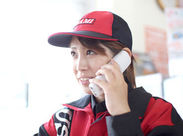 電話やPC・FAXなどでの灯油配送受付がメインです。 お仕事は1つ1つ丁寧にお教えします◎