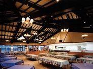 400名以上収納できる大型レストランです★