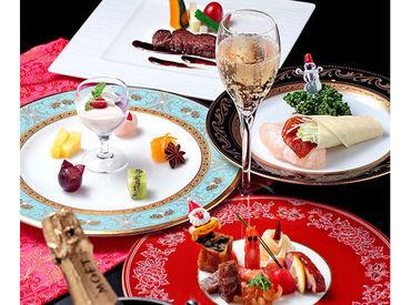本格的な中華料理の技術が学べます◎ 中華の経験がない方も歓迎です!