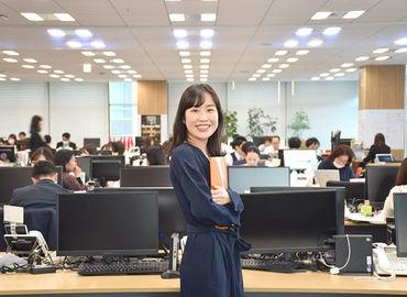業界トップクラスのお仕事を誇るスタッフサービス。「駅チカ」「綺麗なオフィス」などオシゴトたくさん★