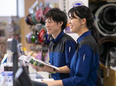 全国に450店舗以上を展開する、街の自転車屋さん≪サイクルベースあさひ≫ サポートセンターでのお仕事です★接客はナシ♪