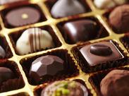 \I ♥ チョコレート/ もちろん、そんな方は大歓迎ですが… 好きの度合いや、知識は不問♪ 一緒に好きになっていきましょう◎