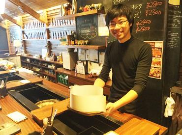 【店舗STAFF】\焼肉屋のイメージがくつがえる!!!/*◆非日常的なこだわりの空間で、NEWお仕事◆*明るく楽しい仲間がイッパイ!!