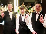 """""""ニュー長""""でお馴染みホテルニュー長崎!老舗ホテルですが堅苦しさはありません♪スタッフの雰囲気が良く、働きやすい環境です◎"""
