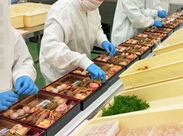 6月~12月末まで・おせち料理を作る工程をお任せ♪ 栗きんとんや前菜などを大手企業に卸しています◎