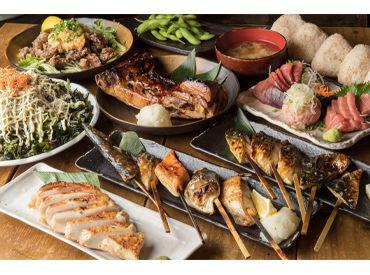築地の鮮魚卸直営だからこそ、 美味しい刺盛り、厳選された干物や漬け魚が楽しめるお店♪ まずはできることからスタート!