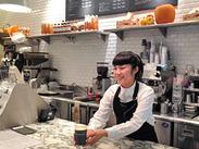 ◆春から始めるNEWバイト 「おしゃれスポットで働きたい」「カフェでのお仕事に興味がある」そんな方、大歓迎!