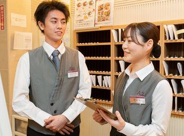 """""""HOTEL AZ""""は全国に多店舗展開中♪ 週5日のフルタイムで収入面はもちろん、 休みもしっかり取れる安心・安定の職場です!"""