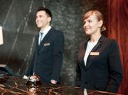 上野で人気のホテルフロントのお仕事♪ ≪11/1にオープンのスタイリッシュホテル≫ 一緒に素敵なバイトを始めましょう♪