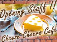 ▼オープニング大募集!! #同期と一緒に安心START #Cafeバイト未経験でOK #高校生・学生さん歓迎♪ #新店を一緒に盛り上げよう!!