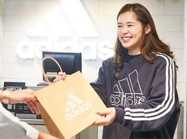 ≪ココがメリット≫社割を使って、adidasの人気商品をお得に購入!友人に自慢できる★アウトレット×社割でますますお得◎