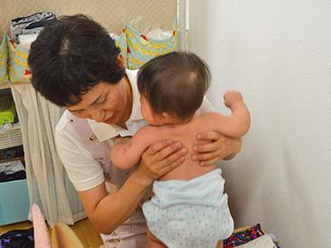 子ども達が毎日健やかに過ごせるよう、健康管理・衛生管理をお願いします♪