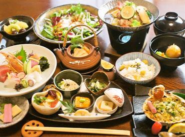 旬の食材、地元の食材を活かした創作料理が自慢の「連根屋」.:* お客様に心から楽しんでいただけるように一緒に頑張りましょう!