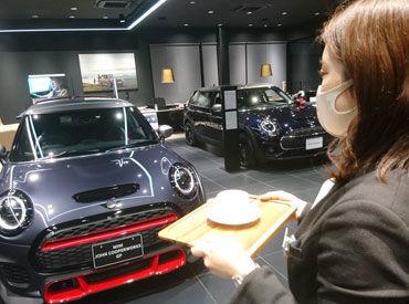 女性スタッフ活躍中◎ BMW/MINIに携われる 滅多に経験できないお仕事★ 車の知識&PCの知識は不要!!