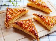 サクッとした食感のあとに、豊かな小麦の風味とシュガーバターがじゅわっと広がるあのお菓子です☆