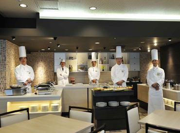 【西洋料理調理スタッフ】>>憧れの舞浜リゾートで活躍できるCHANCE<<★夢と魔法をあなたの料理に詰めてください★<高時給1100円以上 無料送迎あり>