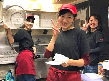 【店舗staff】 天満屋岡山てんちか内☆美味しい天丼屋さん♪★週1日~♪平日・土日のみOK!★未経験OK!高校生~◎★美味しいまかないあり