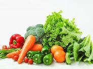 農林水産省の認可を受ける 『セントライ青果グループ』の会社です◎ 新鮮な有機野菜の袋詰めなどをお願いします!