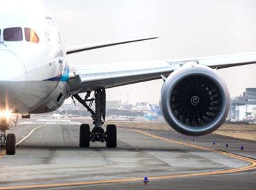 【空港スタッフ】台風被害をはねのけ…>>関空は復活を目指します<<その為にみなさんの協力が必要なんです!未経験・無資格でも問題なし◎