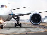 関西と全国、関西と世界を繋ぐ『関西空港』でのお仕事◎ 簡単ですがやりがいはたっぷり! 将来のために何か経験したい方は是非★