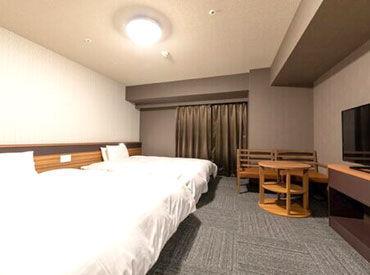 長崎駅周辺では唯一!? 天然温泉のあるホテルが堂々OPEN♪ オープニング募集なので、 みなさん一緒にスタートできて安心ですよ◎