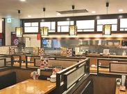 炒飯・天津飯・ちゃんぽん…美味しいメニューがズラリ♪ 7h以上勤務の方はメニューの中から無料で食べられます!