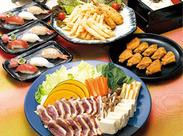おいしいうどん&和食が自慢の≪味の民芸≫まかないでお得に料理が味わえる♪料理名も食べながら覚えちゃおう☆