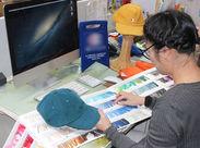 「経験はあるけど自分にできるか不安…」 そんな方もお気軽にご応募ください♪ 帽子のデザインに興味のある方、大歓迎★