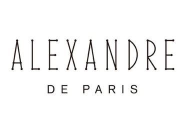 【ヘアーアクセサリー販売】ALEXANDRE DE PARIS(アレクサンドル ドゥ パリ)大阪タカシマヤ