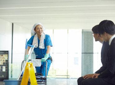 女性STAFFが多数活躍中♪ 幅広い年齢層の方が 働ける環境です◎