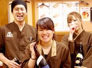 友達作りも◎思い出作りも◎スタッフ同士で飲みに行ったり…とにかく仲良し♪楽しく働けます!