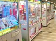 イオンスーパーセンター横手南店内のゲームコーナー勤務!