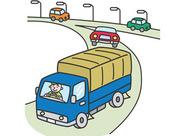 初めは先輩が同乗します◎道を覚えてしまえば、ラクラクお仕事ができます!