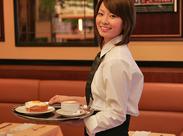 東証一部上場企業の100%子会社なので安心して勤務できます*ステキなサービスでお客様の笑顔を作りましょう!※画像はimage