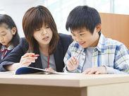 """2月に開校したばかりのキレイな教室です♪ECCと言えば""""英語""""のイメージがありますが英語以外の教科も大歓迎です★"""