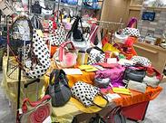 ビジネスバッグ、スーツケース、タウンバッグなど 幅広く取り揃えています♪ リーズナブルなものから高品質なものまでご提供♪