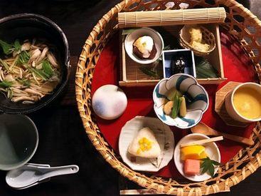 【和食調理Staff】『奥が深い、だから面白い。』日常をちょっとだけ贅沢に♪*.気軽に愉しむ≪本格和食≫アナタの手でつくりませんか?