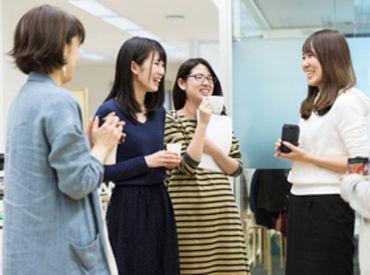 <女性パート社員も多数活躍中> サポート体制は万全◎ 困ったことを相談しやすいので 安心して働けますよ*