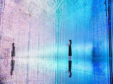 【イベントメンバー】★音と光の体験型デジタルテーマパーク「DMM PLANETS」が2018年6月、帰ってきます。オープニングメンバー200名の超大量募集♪