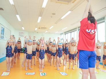 未経験から始めよう♪ スポーツが好き・人に教えるのが好き・水泳をしていた…など、 始めるキッカケはなんでも大歓迎です★